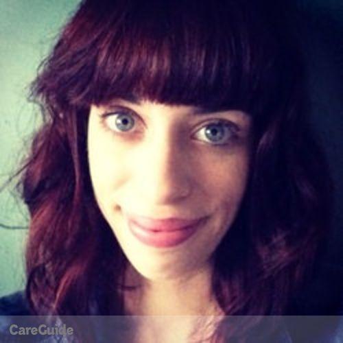 Canadian Nanny Provider Megan 's Profile Picture