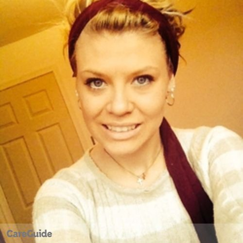 Canadian Nanny Provider Alisha D's Profile Picture
