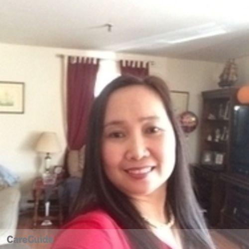 Canadian Nanny Provider Mercidita T's Profile Picture