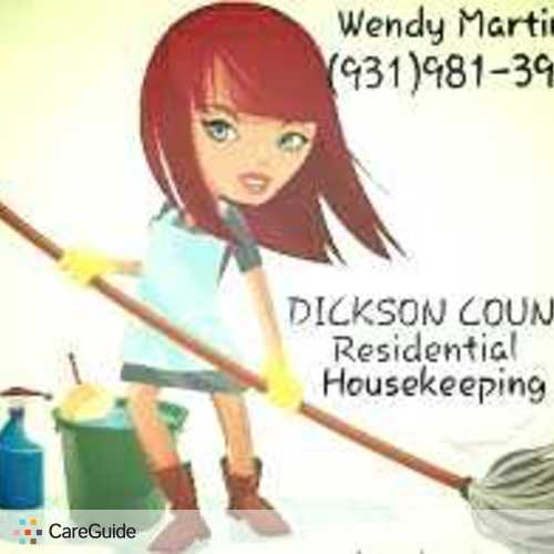 Housekeeper Provider Wendy Martin's Profile Picture