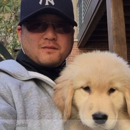 Pet Care Provider Joe Kim's Profile Picture