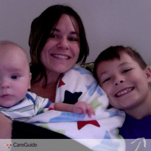 Child Care Provider Tiffany Varhaug's Profile Picture