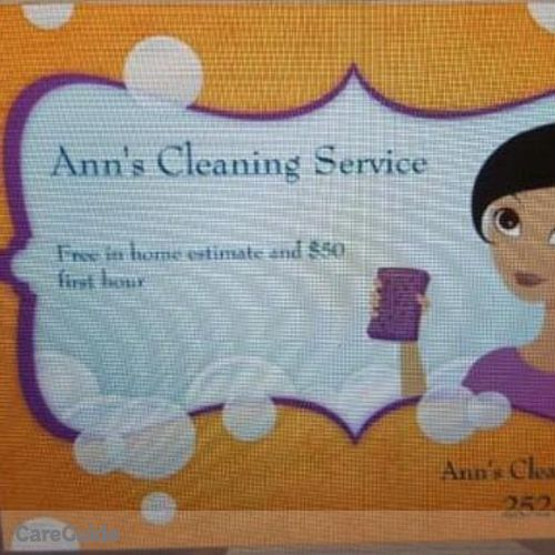 Housekeeper Provider Ann Fisher's Profile Picture