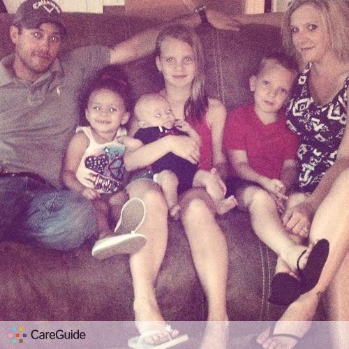 Child Care Provider Ashlyn B's Profile Picture