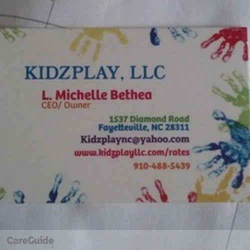 Child Care Job Michelle Bethea's Profile Picture