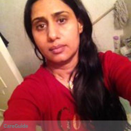 Canadian Nanny Provider Rozina Rehman's Profile Picture