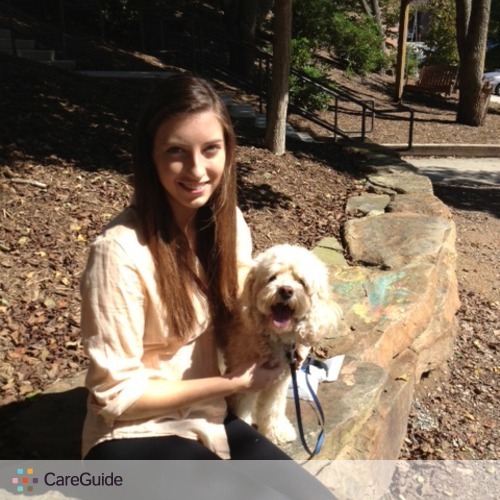 Pet Care Provider Madeline McIntyre's Profile Picture