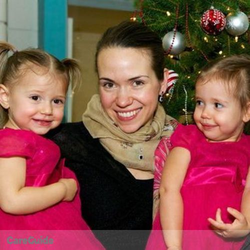 Canadian Nanny Job Sarah H's Profile Picture