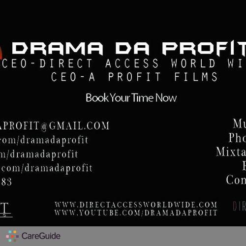 Videographer Provider Drama Da Profit's Profile Picture