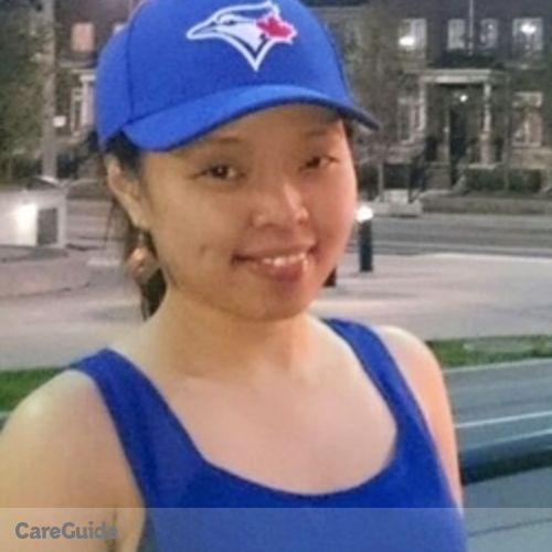 Canadian Nanny Provider Rube Monteroyo's Profile Picture
