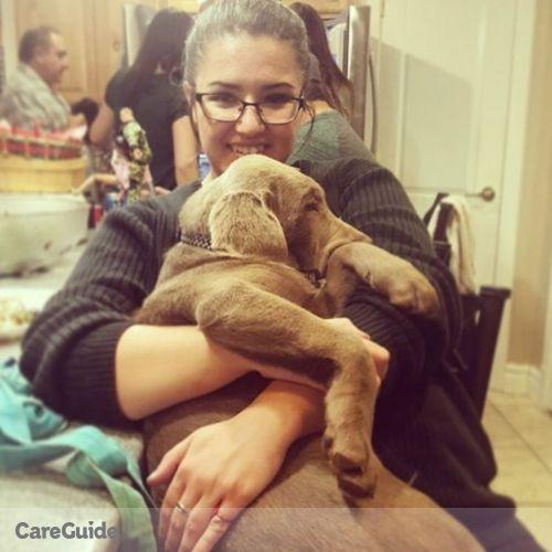 Pet Care Provider Jurnee C's Profile Picture