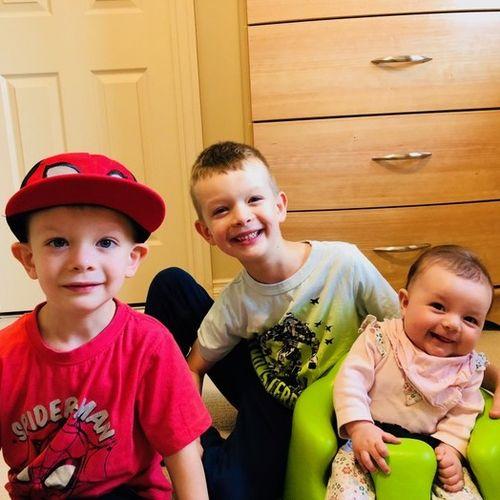 Child Care Job Henry P's Profile Picture
