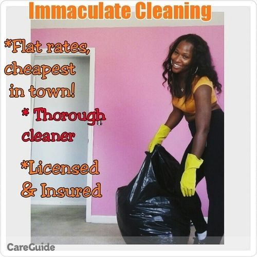 Housekeeper Provider Ameedah Hodges's Profile Picture