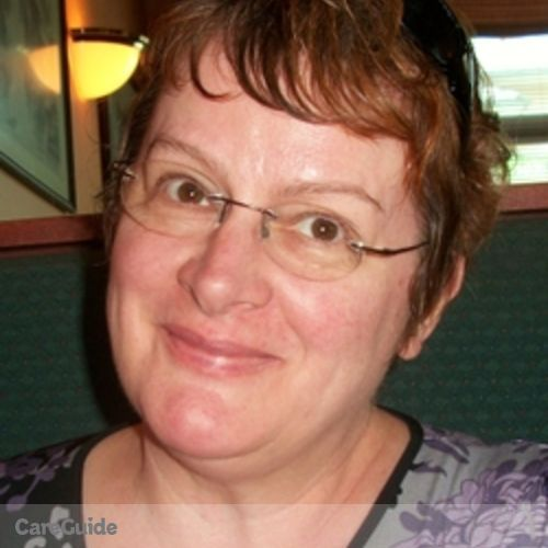 Canadian Nanny Provider Susan Livingston's Profile Picture