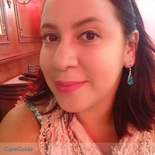 Canadian Nanny Provider Maysa A's Profile Picture