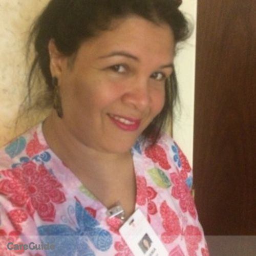 Pet Care Provider Vania Almada's Profile Picture