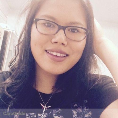 Canadian Nanny Provider Fiona W's Profile Picture
