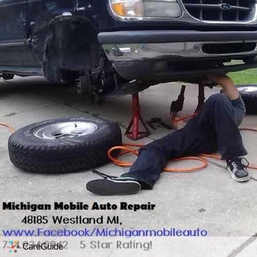 Michigan mobile auto repair no more shop prices we come to you mechanic provider justin cs profile picture solutioingenieria Image collections