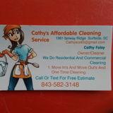 Cathy's Affordable House Cleaning Service