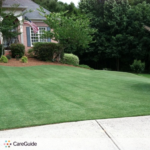 Reel Perfection Lawn Grooming Josh Germaine – landscaper