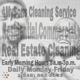 House Cleaning Company, House Sitter in Detroit