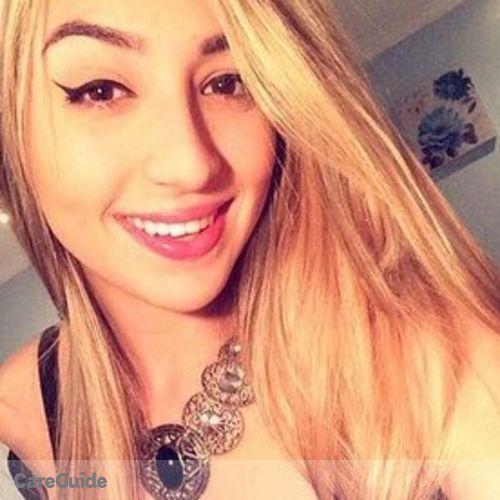 Canadian Nanny Provider Caroline Penacho's Profile Picture