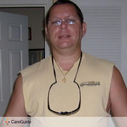 Handyman Provider Jeffrey Kimball's Profile Picture