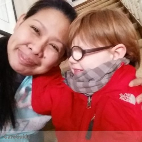 Canadian Nanny Provider Evelyn Javier's Profile Picture