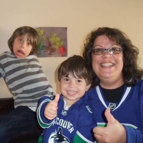 Canadian Nanny Provider Linda S's Profile Picture