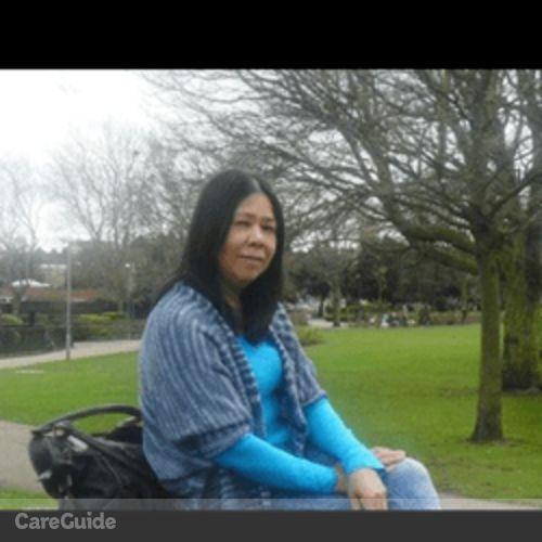 Canadian Nanny Provider Editha Montecido's Profile Picture