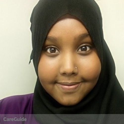 Canadian Nanny Provider Asma Rageah's Profile Picture
