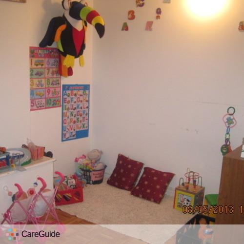 Child Care Provider Atica zafar's Profile Picture