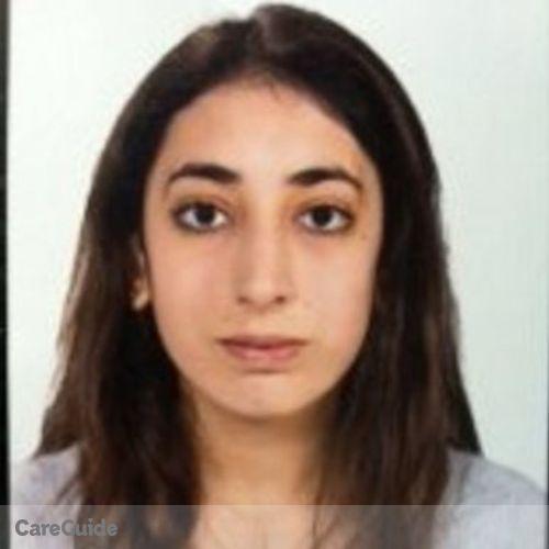 Canadian Nanny Provider Alessandra Fernandez's Profile Picture