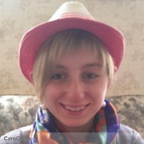 Canadian Nanny Provider Emma Simpson's Profile Picture