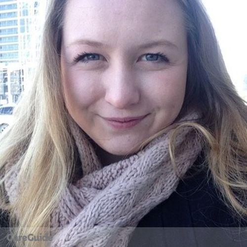 Canadian Nanny Provider Alexandra Bolland's Profile Picture