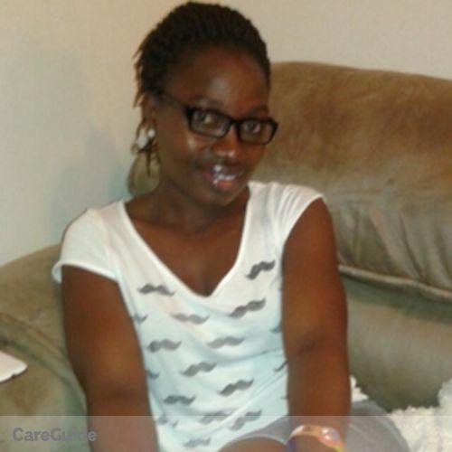 Canadian Nanny Provider nancy A Nwatu's Profile Picture