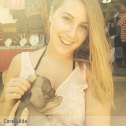 Canadian Nanny Provider Amanda Davis's Profile Picture