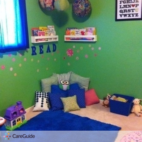Child Care Provider Crystal L's Profile Picture