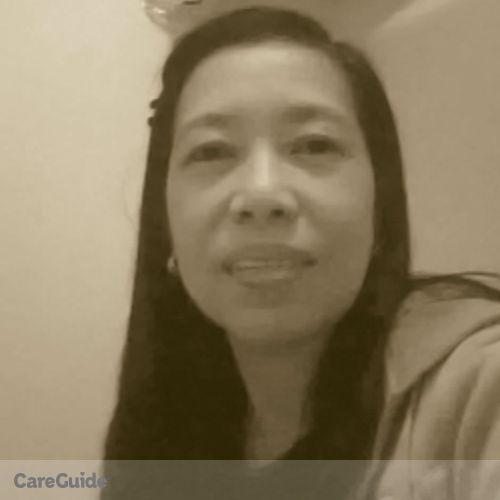 Canadian Nanny Provider Lailanie S's Profile Picture