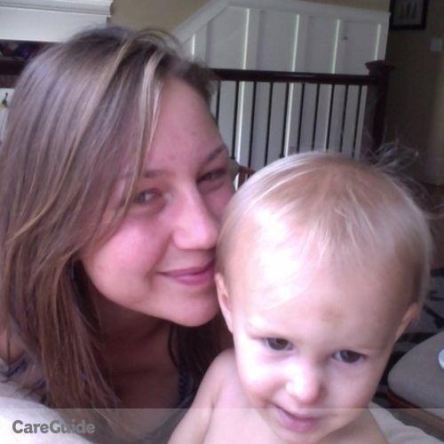 Canadian Nanny Provider Lianne O'Neill's Profile Picture