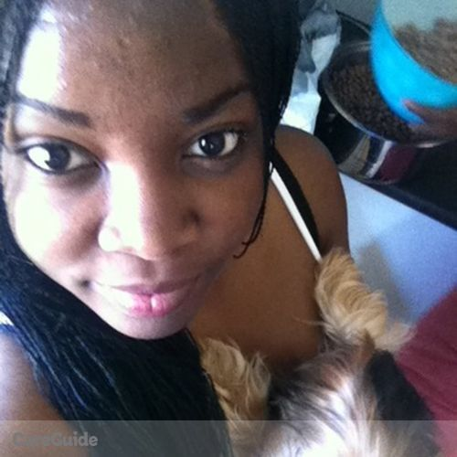Canadian Nanny Provider Alice Maelle Kamgang Nganmo's Profile Picture