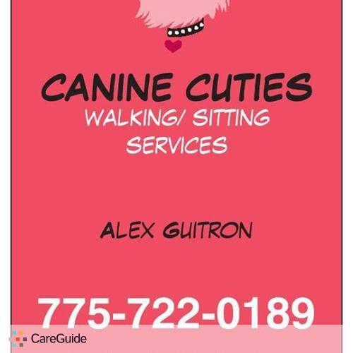 Pet Care Provider Alex Guitron's Profile Picture