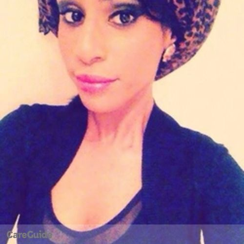 Canadian Nanny Provider Meinas Siddig's Profile Picture