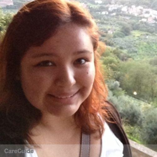 Canadian Nanny Provider Delia M's Profile Picture