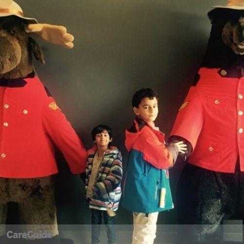 Canadian Nanny Job Srabana Dasgupta's Profile Picture