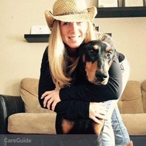 House Sitter Provider Anett Meszaros's Profile Picture