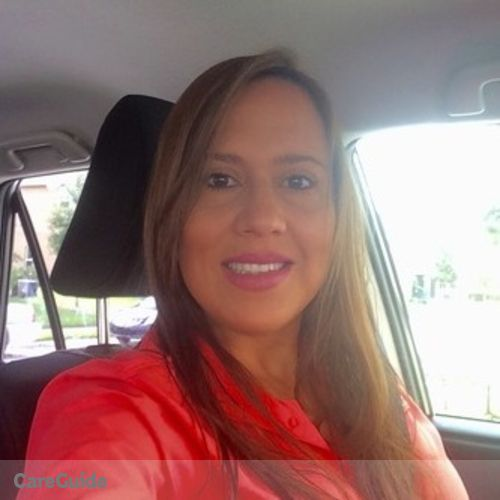 Housekeeper Provider Maria Guardia's Profile Picture