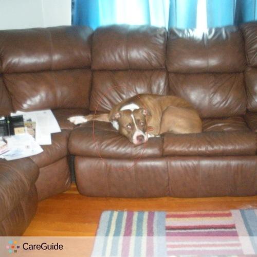 Pet Care Job Deena Feldman's Profile Picture