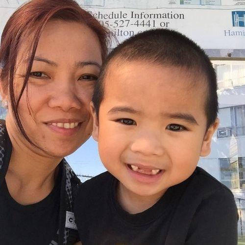 Canadian Nanny Provider Gloria Santos's Profile Picture