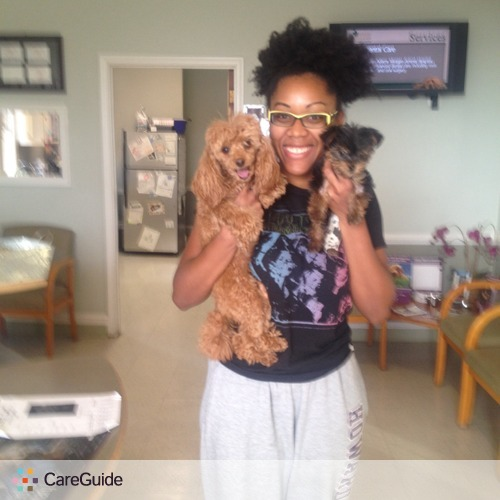 Pet Care Provider Ashley Guinn's Profile Picture